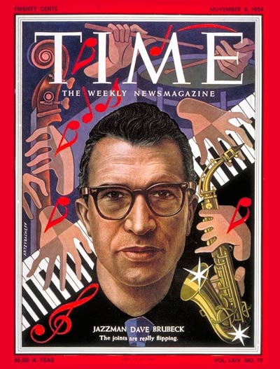 Time Cover - Dave Brubeck
