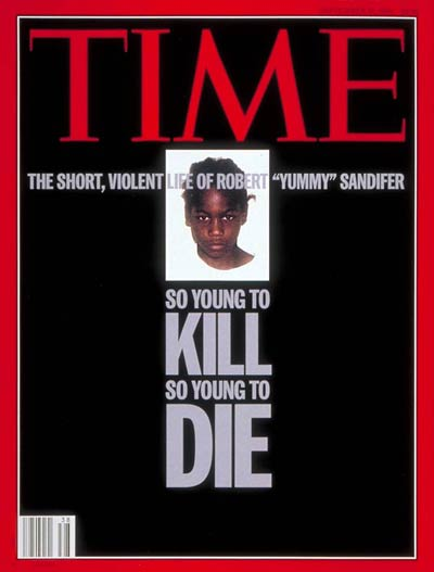 Yummy's story was featured on the cover of TIME in 1994