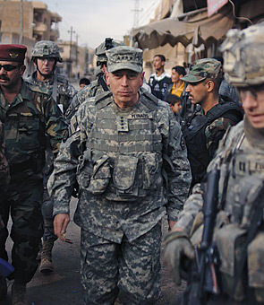 David Petraeus Person Of The Year 2007 TIME