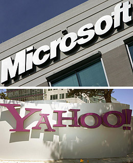 Yahoo Rejects Microsoft Bid