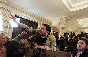 Iraqis Divided over Jail Sentence for Shoe Thrower