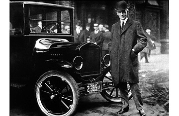 The Dozen Most Important Cars of All Time - The Model T Ford
