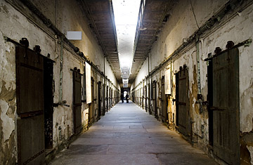 Image result for eastern state penitentiary haunted house
