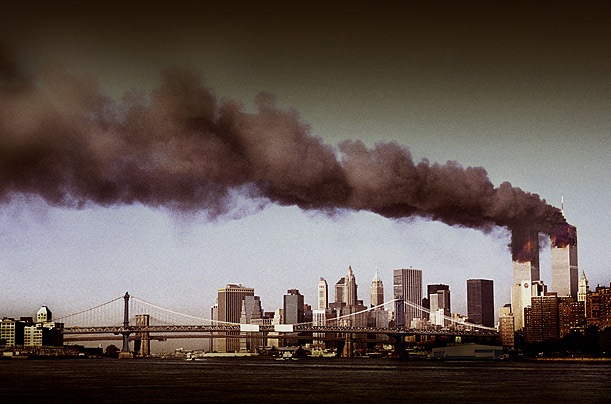 Osama bin Laden and the 9/11 attack