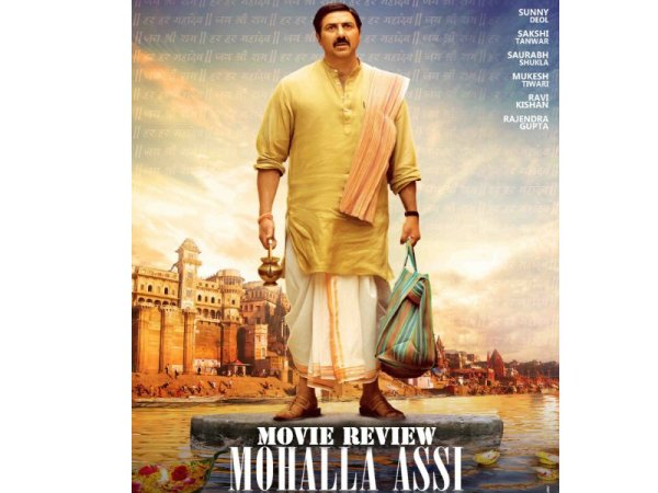 Mohalla Assi Movie Fifth 5th Day 1st Tuesday Box Office Collection