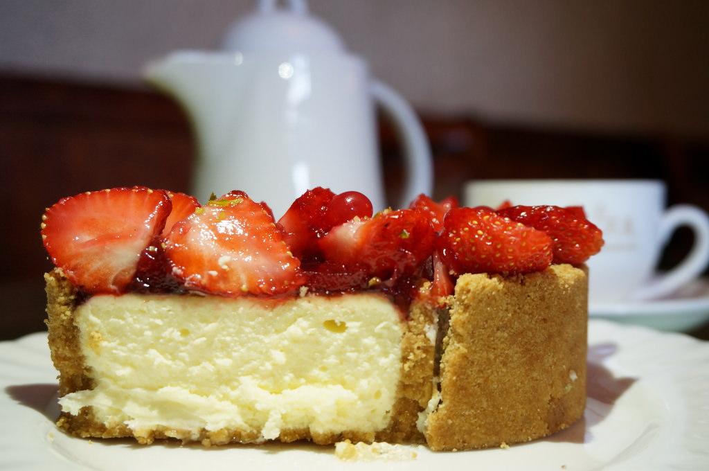 【新竹下午茶美食】法芙嵐-享受貴婦級的法式手工甜點–踢小米食記