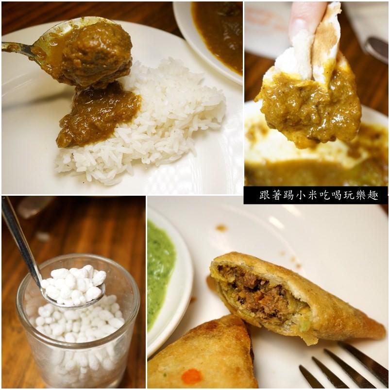 新竹美食|香料屋印度料理咖哩餐廳推薦-讓人一直不停吃白飯的美味印度咖喱(道地/好停車/新光路)–踢小米食記