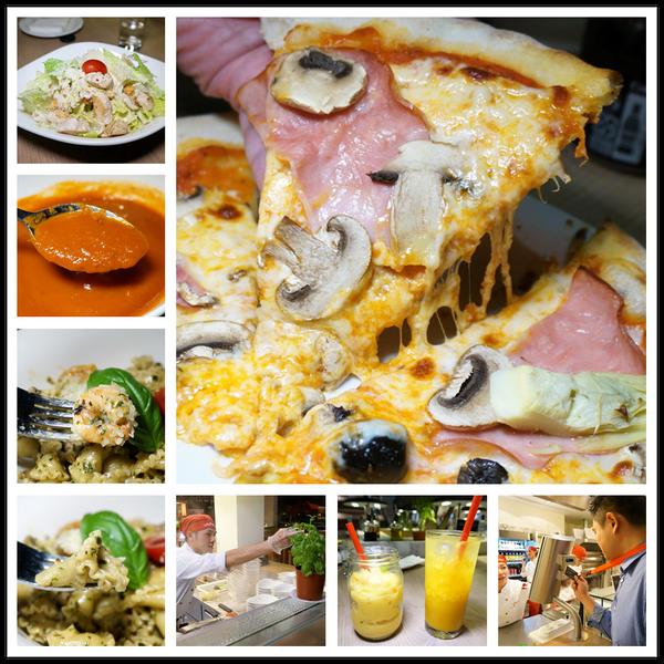 【台中公益路.美食】VAPIANO 意大利餐廳-科技來自於人性服務及慢活用餐好享受–踢小米食記