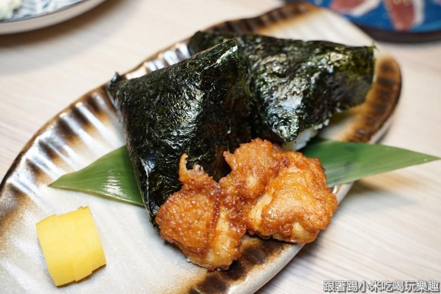新竹川上和食日本料理|飯糰及唐揚炸雞是日本隊三連勝體力來源!食材新鮮有水準的料理(營業時間地址電話菜單)–踢小米食記