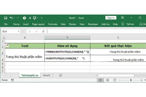 Hướng dẫn cách xuống dòng trong Excel thông dụng nhất cho PC & online - Ảnh 11