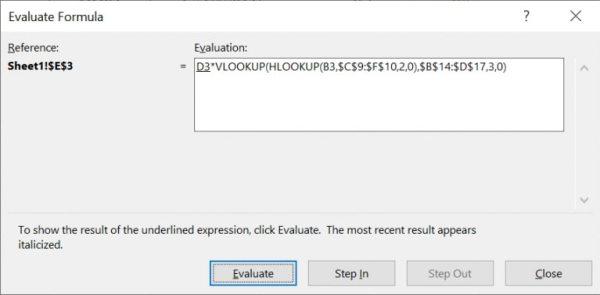 Cách sử dụng hàm Hlookup trong excel và cú pháp cụ thể - Ảnh 8