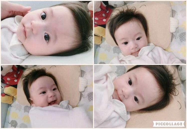 【親子育兒】❤cani airwave 生活有機棉寶寶多功能完美塑型枕