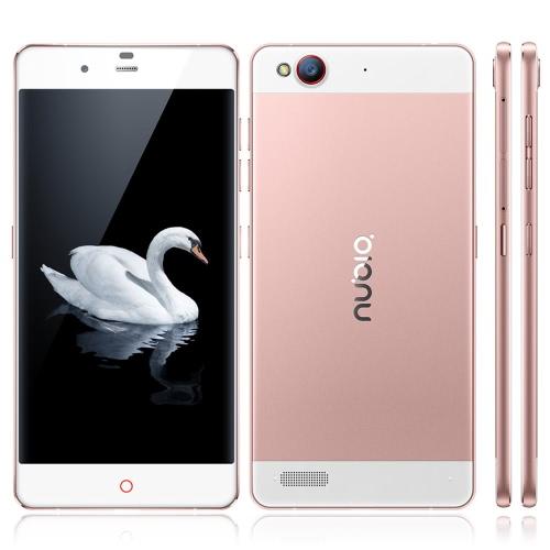 ZTE My PRAGUE 4G Smartphone Nubia UI 3.0 OS