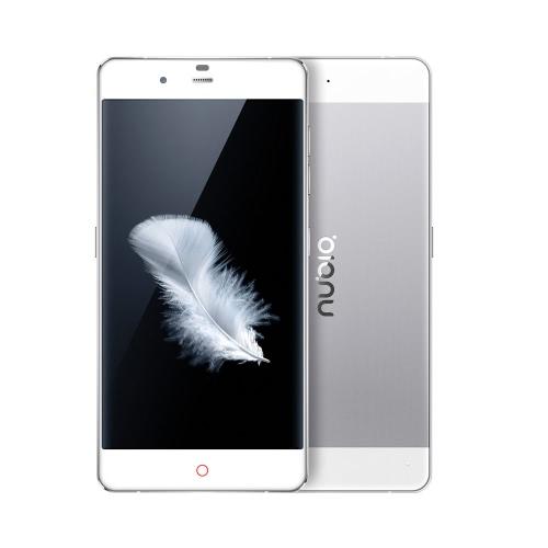 "ZTE My PRAGUE 4G TD-LTE FDD-LTE 3G TD-SCDMA WCDMA Smartphone Nubia UI 3.0 OS Qualcomm Snapdragon 615 5.2"" Screen 64bit 2GB RAM 16GB ROM 8MP 13MP Dual Cameras Three Fingers ScreenShots OTG"