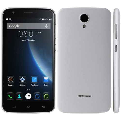 DOOGEE Valencia2 Y100 Plus 4G Smartphone Android 5.1 Lollipop OS Quad Core