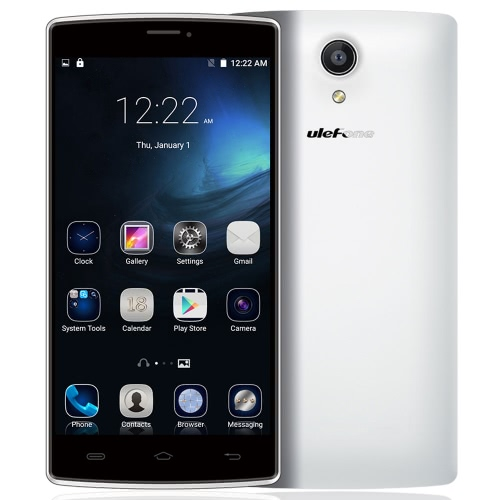 """Ulefone Be Pro 2 4G MTK6735 64-bit Quad Core Smartphone 5.5"""" HD IPS Android 5.1 2G+16G 13MP Dual Cameras"""