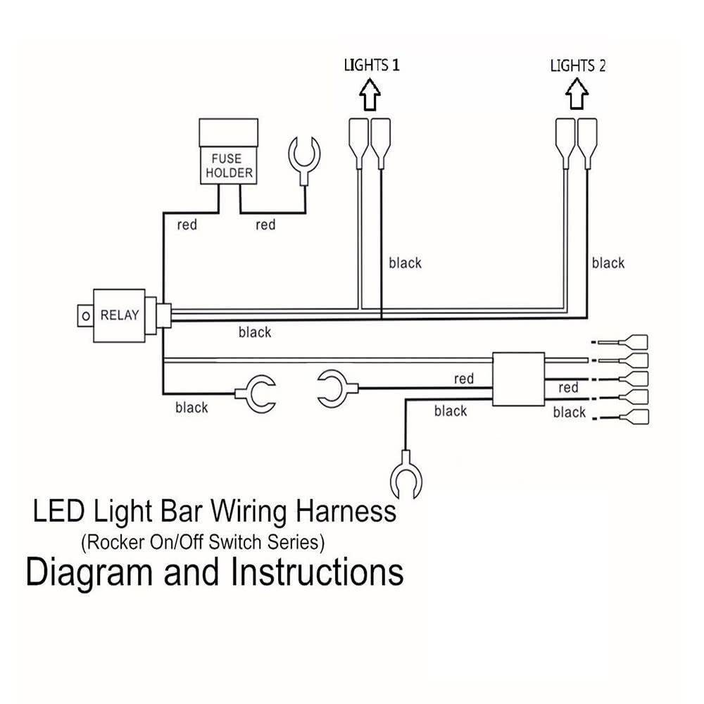 Wiring Diagram For Led Lights spike the ultra dinosaur chart symbols – Light Bar Relay Wiring Diagram