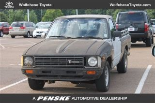 Used 1982 Toyota Pickup Sr5 In Memphis Tennessee