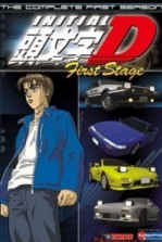 Nonton anime Initial D First Stage Sub Indo