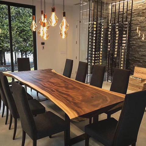 luxury executive long office desk