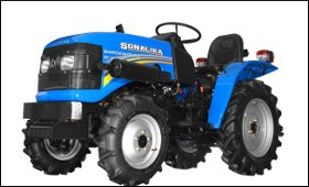 Vst To Roll Out Mini Tractors For Small Farmers