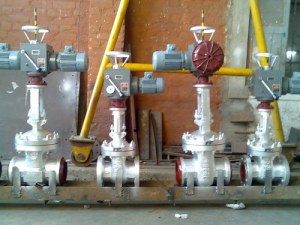 Electric Motor Operated Gate Valve in Ahmedabad, Gujarat