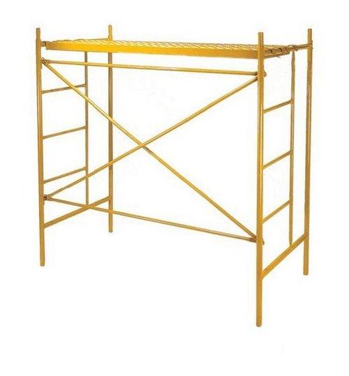 h-frame scaffolding or mason's scaffolding