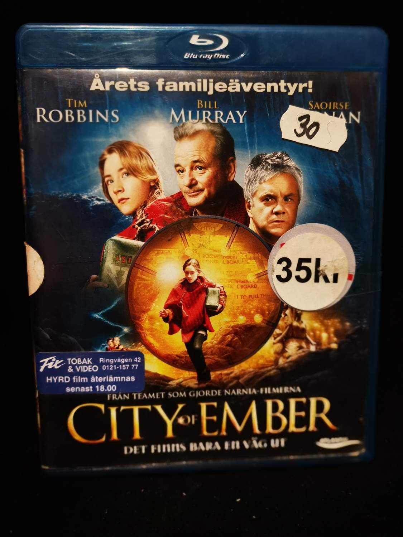 City Of Ember Blu Ray Rental Hyr