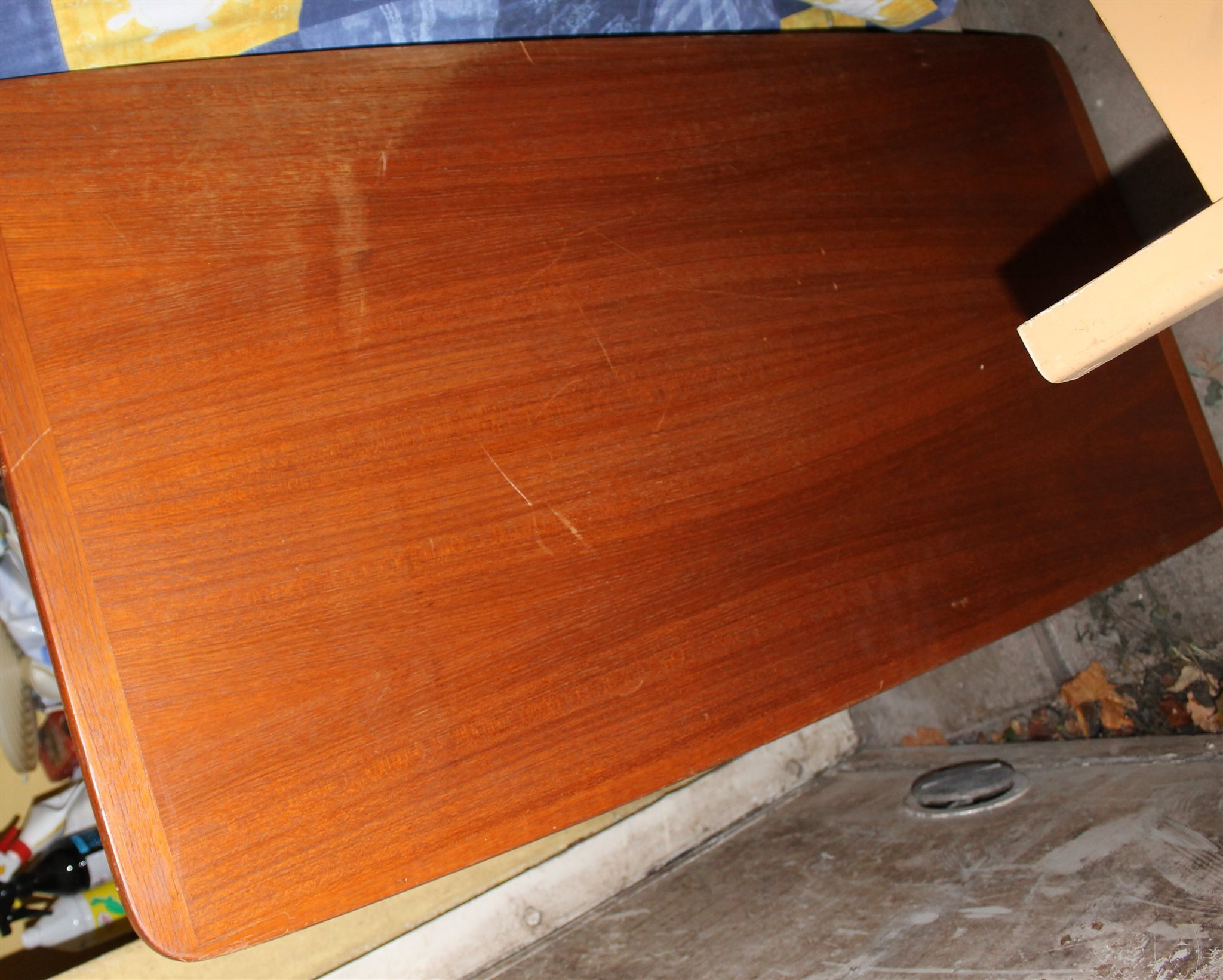 Bord I Teak Soffbord 60 Tal Retro Vintage Inred 426744553 ᐈ Kop Pa Tradera