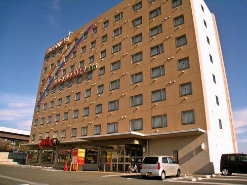 HOTEL AZ 熊本合志北バイパス店/外観
