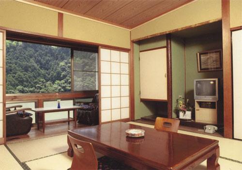 十津川温泉 旅館平谷荘/客室