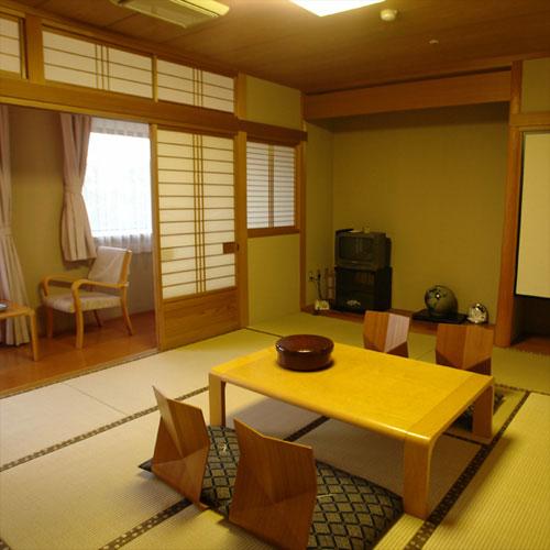 ニューハートピア温泉 天然温泉 ホテル長島/客室