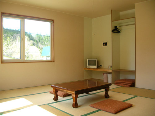 東大雪ぬかびらユースホステル/客室
