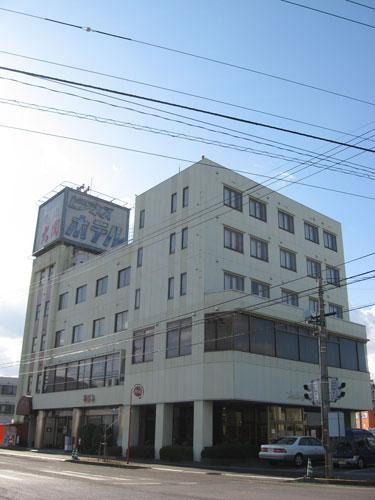 ビジネスホテル 青山/外観
