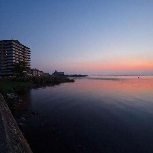 琵琶湖グランドホテル・京近江/外観
