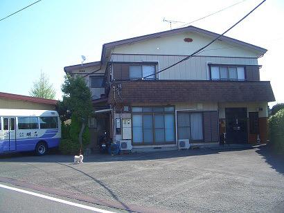 民宿旅館 明石/外観