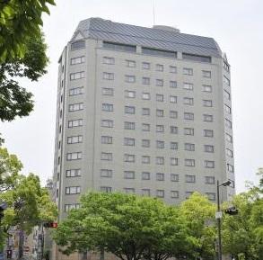 ホテルサンルート広島/外観