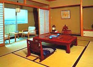 湖畔の宿 吉田家 <佐渡島>/客室