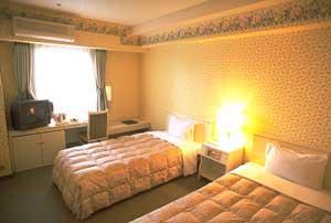 ホテル ブーゲンビリア新宿(旧ホテル ラ・ガール・ドゥ・ラ ヴィー新宿)/客室