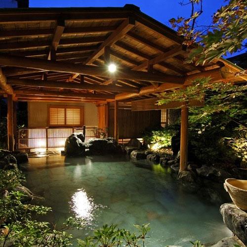 上牧温泉 人気の貸切風呂と炭火山里料理の宿 辰巳館/客室