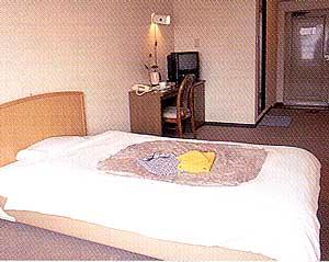 ホテル オクウチ オオサカ/客室