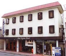 久慈ステーションホテル/外観
