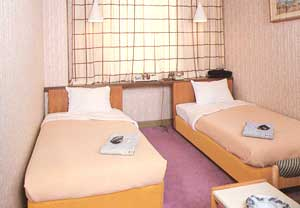 久慈ステーションホテル/客室