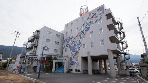 ビジネスホテル マイルド/外観