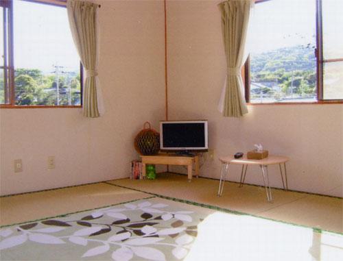 屋久島 民宿 ながた岳<屋久島>/客室
