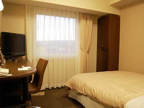 ホテルルートイン札幌中央/客室
