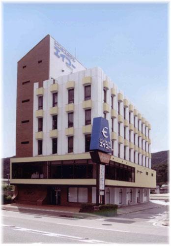 ビジネスホテル エイコー/外観