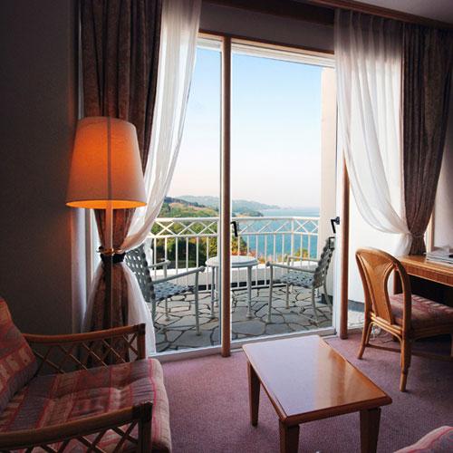 ホテルパサージュ琴海/客室