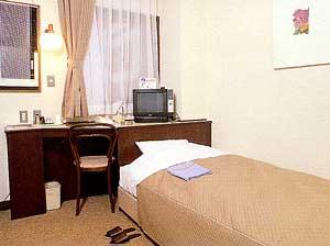 ビジネスホテル寿々屋/客室