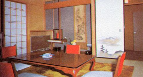 玄海/客室